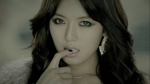 hyuna trouble maker