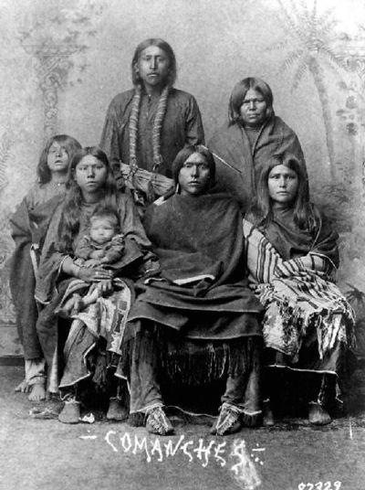 Some Indians Comanche