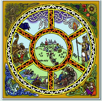 Lugh, Master of Skills   The Celtic Journey