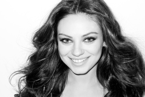 Mila Kunis at my studio #5