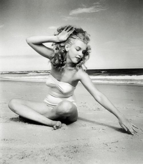Norma Jeane once more. Porque ela é linda!