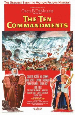 "I am watching The Ten Commandments              ""Yup.  The Original Recipe by the original master. Will kinda livetweet using #tencommandments and/or #10cmdmnts""                          14 others are also watching       The Ten Commandments on GetGlue.com"