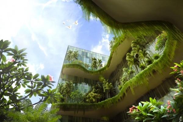 """nybg: um breve levantamento de jardins verticais, arranha-céus e Restaurantes comestíveis Observe o bando de conceitos de arquitetura verde flutuando em torno da internet?  Não me refiro as propostas de construção de escritório com pegadas de baixo carbono, ou abordagens inovadoras para parques solares.  Eu estou falando de conceitos literais, trazendo verdes a generosidade da fazenda para paisagens urbanas.  Flavorwire reuniu uma pilha de inovadores e inspiradores """"edifícios de planta"""", todos com uma coisa em comum: eles estão tomando depois Patrick Blanc em grande forma.  Graças a Orchid Show do botânico francês desenha aqui no NYBG, os nova-iorquinos estão ficando um gosto de sua ambição criativa.  Jardins verticais O homem verde, ou mur vegetais, têm direta ou indiretamente, tudo inspirado de fazendas arranha-céus de restaurantes comestíveis, e as frases do autor legado Blanc de forma sucinta.  """"... Nossa botânico de cabelo verde favorito ajudou a inaugurar a era pós-industrial da época sucessor um novo design que nós pensamos que devem ser classificados como A idade da planta."""" Clique por para algumas das idéias mais ousadas sendo cortejada em países ao redor do mundo.  -MN"""