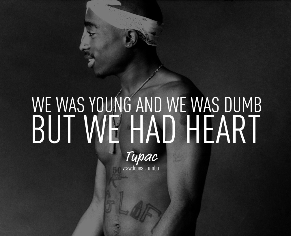 Quotes Deep Tupac Tumblr