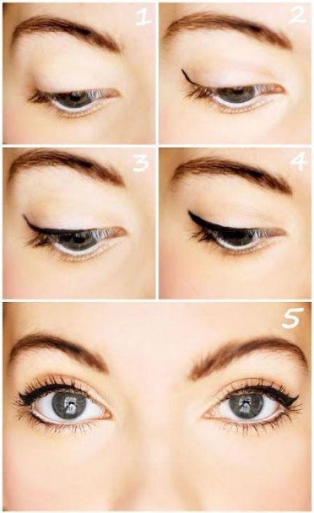Classic Simple Eye Makeup