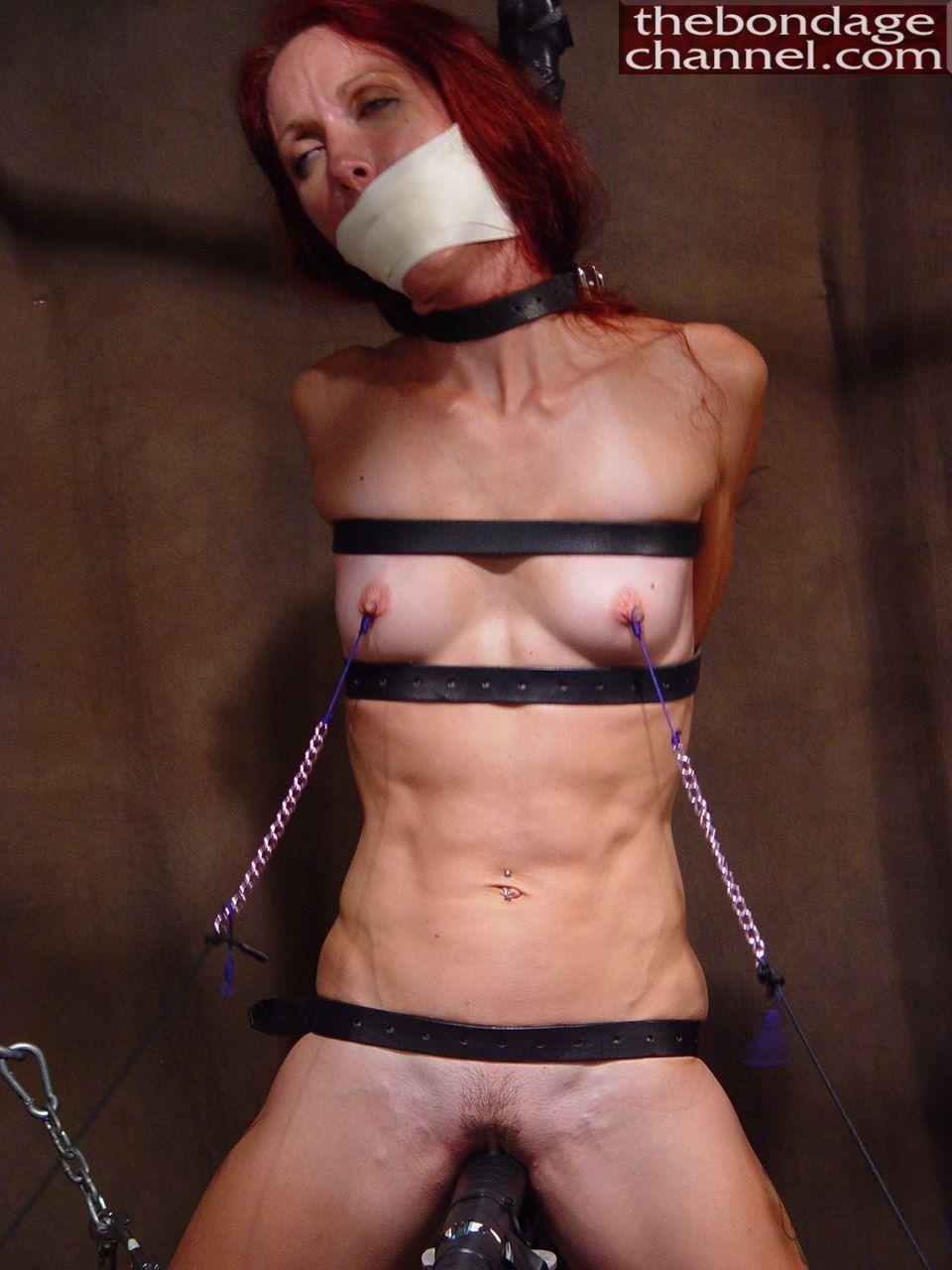 extreme bondage orgasm torture