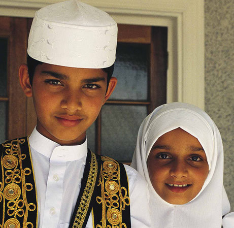 Image result for muslim children