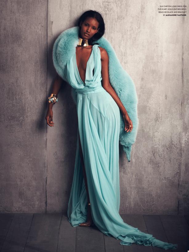 Fatima Siad - Top African Female Model
