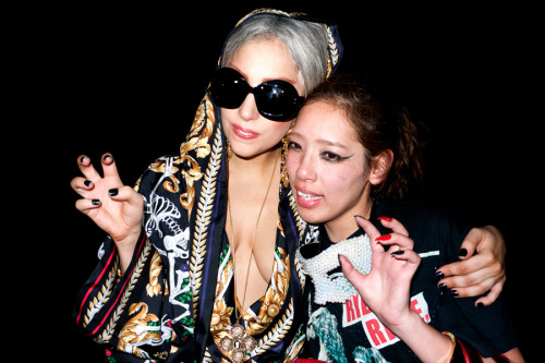 Gaga and Little Monster #1