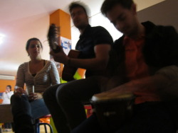 Jam out session w/ the Americans