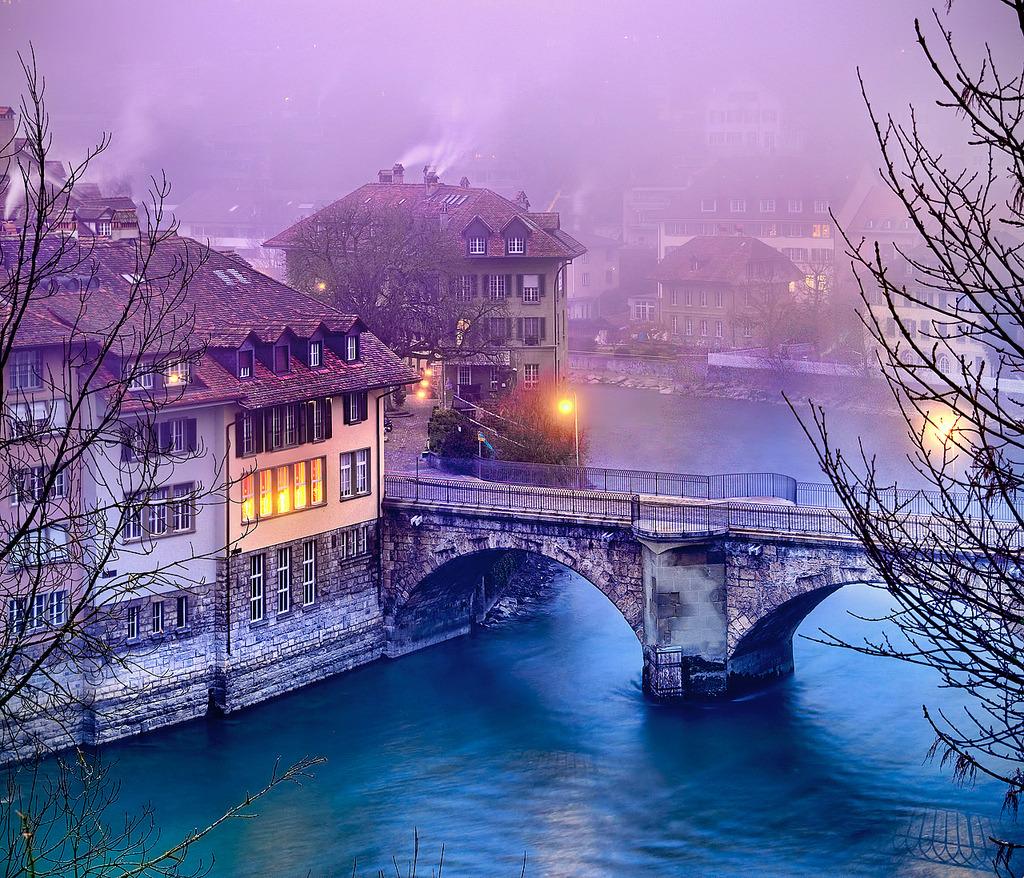 Germany Beautiful Place Night