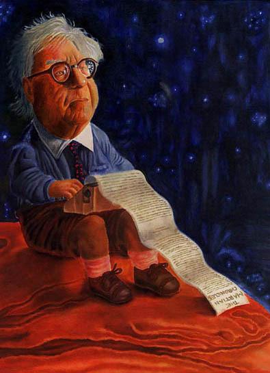 """Ray Bradbury"" 1920-2012"
