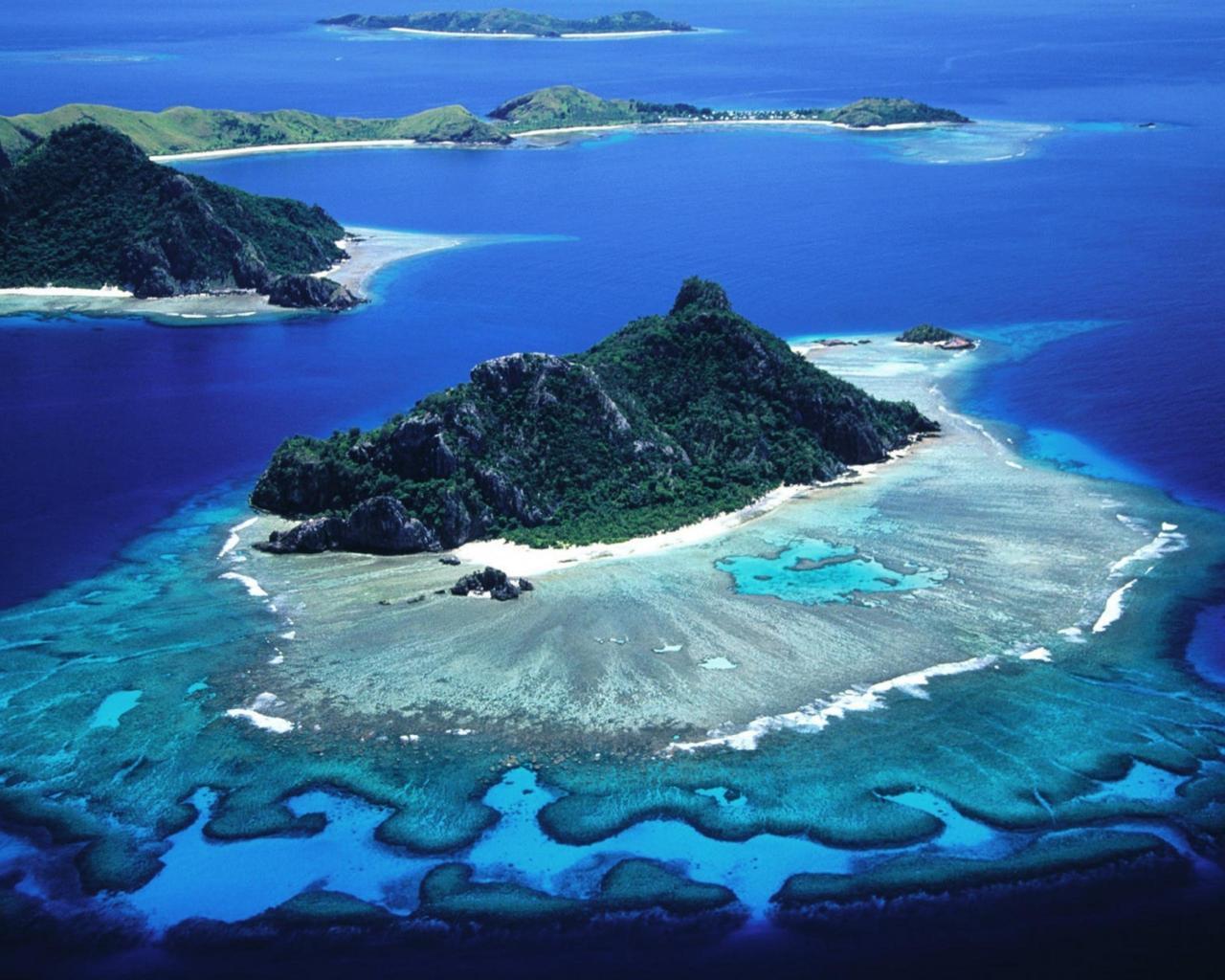 Monukiri And Monu Islands, Fiji