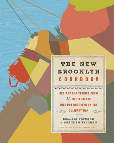 "feedingbigsexycookbooks:  The New Brooklyn Cookbook: Recipes and Stories from 31 Restaurants That Put Brooklyn on the Culinary Map Melissa Vaughan and Brendan Vaughn Filled with mouthwatering recipes, beautiful photographs, and scenes from some of the most vibrant restaurants in America today, The New Brooklyn Cookbook celebrates the wave of culinary energy that has transformed this thriving borough and infused its kitchens and dining rooms with passion, vigor, and big flavors. Starring the trail-blazing chefs and entrepreneurs who made it all happen, this gorgeous book helps readers recreate the signature dishes of Brooklyn in the comfort of their own kitchens. With enthusiasm and insight, husband-and-wife duo Melissa and Brendan Vaughan highlight the ""new"" tastes of Brooklyn, including: Steak and Eggs Korean Style (The Good Fork) Cast-Iron Chicken with Caramelized Shallots and Sherry Pan Sauce (Vinegar Hill House) Seared Swordfish with SautÉed Grape Tomatoes, Fresh Corn and Kohlrabi Salad, and Avocado Aioli (Rose Water) Beef Sauerbraten with Red Cabbage and Pretzel Dumplings (Prime Meats) Doug's Pecan Pie Sundae (Buttermilk Channel) Hoppy American Brown Ale—Home Brew Version (Sixpoint Craft Ales brewery) The Vaughans also profile some of Brooklyn's best food makers and purveyors, from cheesemakers and picklers to chocolatiers and bakers, giving readers an inside look at the ingredients behind their favorite restaurant dishes and the food culture that supports their creation. Featured Restaurants: Al Di LÀ The Grocery Saul Rose Water Convivium Osteria Locanda Vini e Olii DuMont Aliseo Osteria del Borgo Marlow & Sons Franny's iCi Applewood Egg Northeast Kingdom The Good Fork Dressler The Farm on Adderley Flatbush Farm Palo Santo Lunetta Beer Table James The General Greene Five Leaves Char No. 4 No. 7  Buttermilk Channel Roberta's Vinegar Hill House Prime Meats The Vanderbilt Plus: Interviews with Ten of Brooklyn's most popular artisanal food producers"