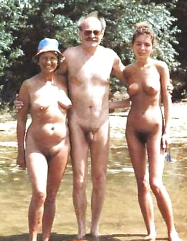nudist father touching nudist daughter