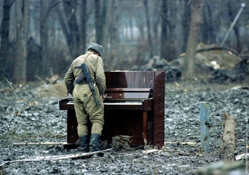 Worlds in Collision: Music and the Trauma of War