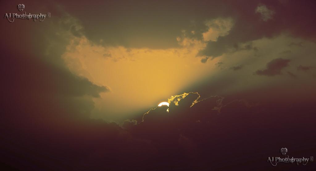 Sunrise At Flickr By Ajay Singh Kharayat