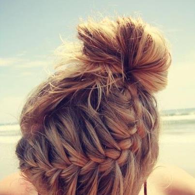 fish braids on tumblr