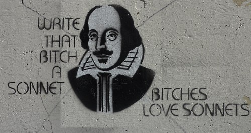 bitches love sonnets