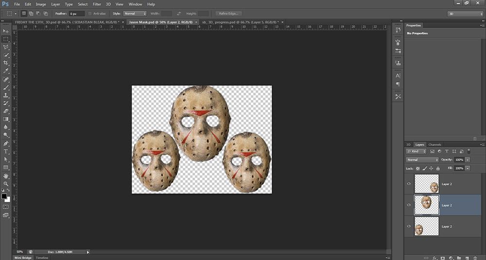 Image based lighting Photoshop Cs6