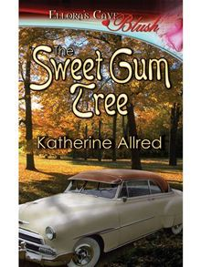 "The Sweet Gum Tree by Katherine AllredBook description (via Amazon):Sweet tea, corn bread, and soup beans—everyday fare for eight-year-old Alix French, the precocious darling of a respected southern family. But nothing was ordinary about the day she met ten-year-old Nick Anderson, a boy from the wrong side of town. Armed with only a tin of bee balm and steely determination, Alix treats the raw evidence of a recent beating that mars his back, an act that changes both of their lives forever. Through childhood disasters and teenage woes they cling together as friendship turns to love. The future looks rosy until the fateful night when Frank Anderson, Nick's abusive father, is shot to death in his filthy trailer.Suddenly, Nick is gone—leaving Alix alone, confused and pregnant. For the next fifteen years she wrestles with the pain of Nick's abandonment, a bad marriage, her family and friends. But finally, she's starting to get her life back together. Her divorce is almost final, her business is booming, and she's content if not happy — until the day she looks up and sees Nick standing across the counter. He's back…and he's not alone.Once again Alix is plunged into turmoil and pain as Nick tries to win her love, something she resists with all her strength. Only one thing might break the protective wall she's built around her emotions—the truth about Frank Anderson's death. But when that truth comes out and those walls crumble, neither Alix nor Nick is prepared for the emotional explosion that could destroy as well as heal.B+:The story is based on the somewhat typical romance stemmed since childhood between rich girl and poor boy. Said girl and boy are ripped apart, only to have to face each other years later, withholding secrets of their own.The author did a great job with every character in this book. She made them realistic and believable; sometimes I loved them, sometimes I hated them. Like I mentioned before, I love it when an author can pull out all kinds of different emotions from me throughout a book, and Katherine Allred was able to do that with this story.There were a few twists thrown into the plot to steer it away from being the typical love story between two opposites but you could easily predict the outcome of events before they unfold. Although I hate it when plots are predictable, I don't think the author meant for the story to be predictable. The story begins in the main characters' childhood, takes us through their adolescence and teen years, and progresses into their adulthood so it's easy to pick up on what kind of people they grow up to be, which is why some things were easy to predict. Some situations made me think ""No way, she/he would never do that!"", which only means the author did a great job with character development; she kept them as consistent and real as possible."