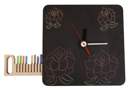 Tabla Blackboard Clock