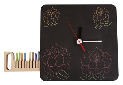 Tabla Blackboard Clock