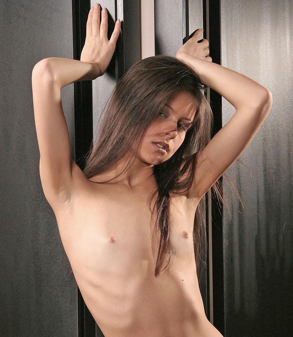 Bond girl naked