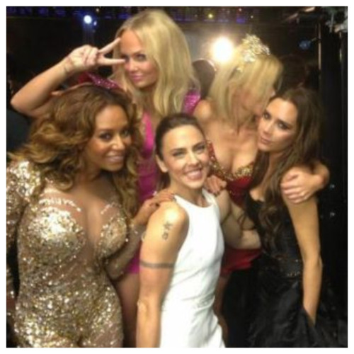 SPICE GIRLS OLYMPICS 2012