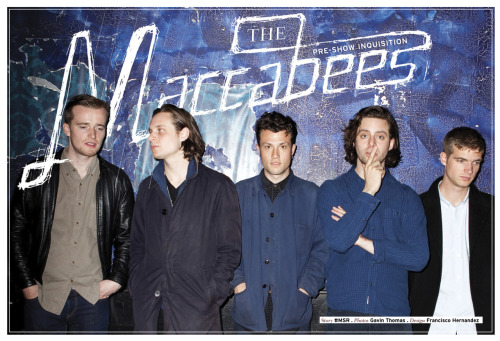 The Maccabees in New York, Webster Hall