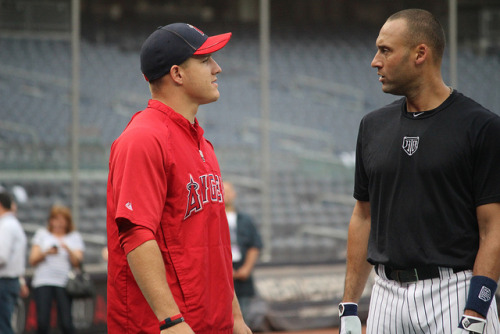 Jeter & Trout/