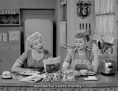 Image result for i love lucy funny quotes