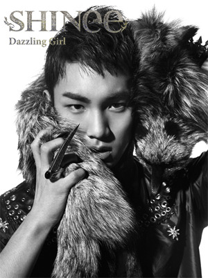 Key's Teaser for Dazzling Girl (New Japan Single)