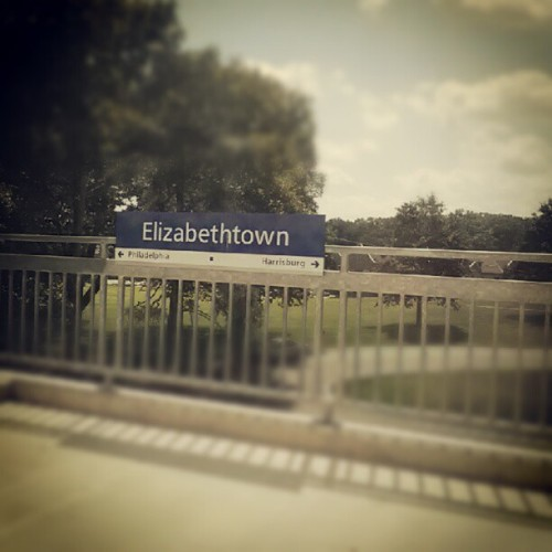 Yaaaay..  I am SUCH a geek! #Elizabethtown  (Taken with Instagram)