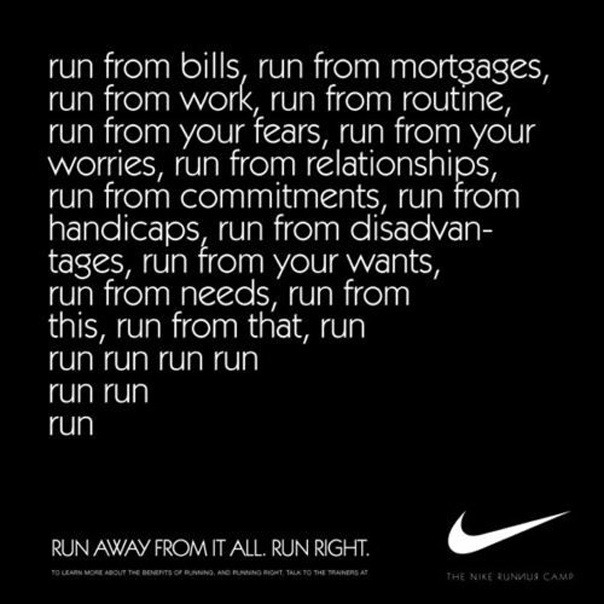 Just run it.