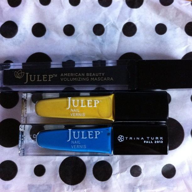 September Julep :) #nofilter  (Taken with Instagram)