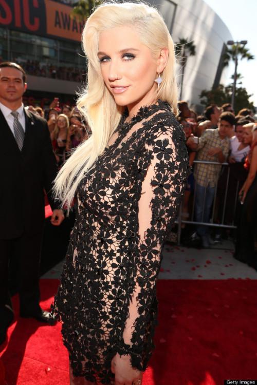 KESHA VMA 2012