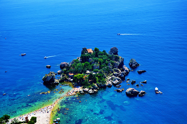 Taormina-Sicilia - Italy by Alviero41 on Flickr.