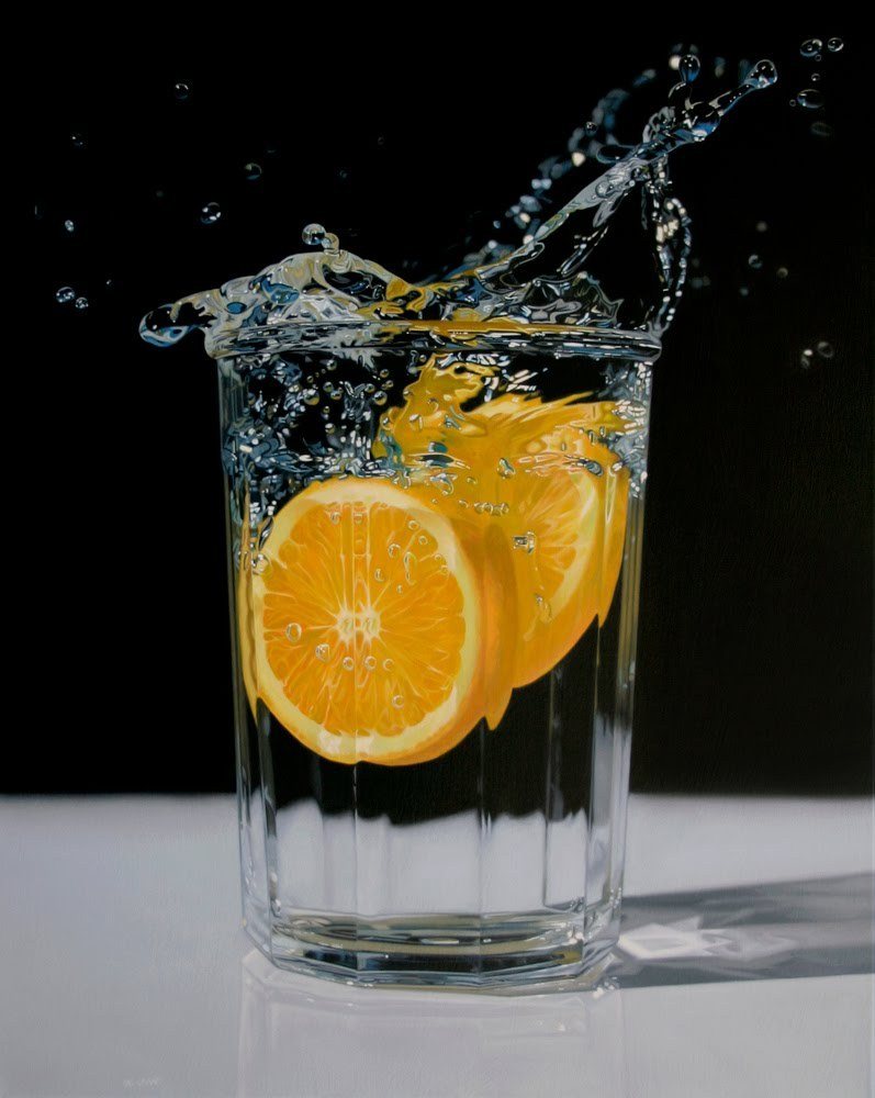 A Wave Of Refreshment by Jason De Graaf