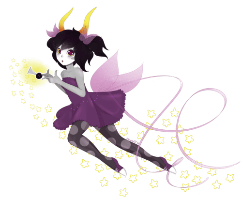 Ask-Female-Gamzee (Gamzette Makara)