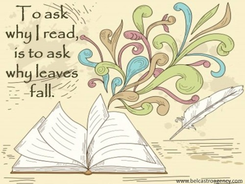 why do you read ?