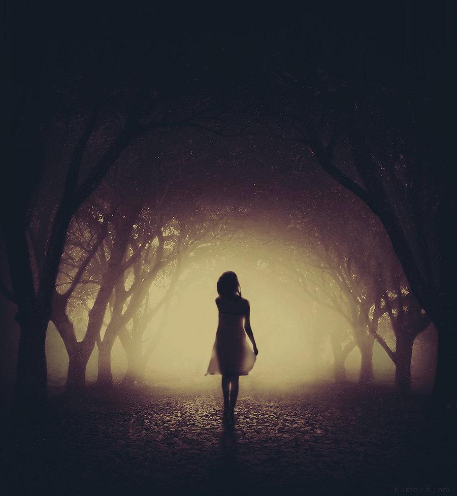 the dark alley by ~kimeajam on deviantART