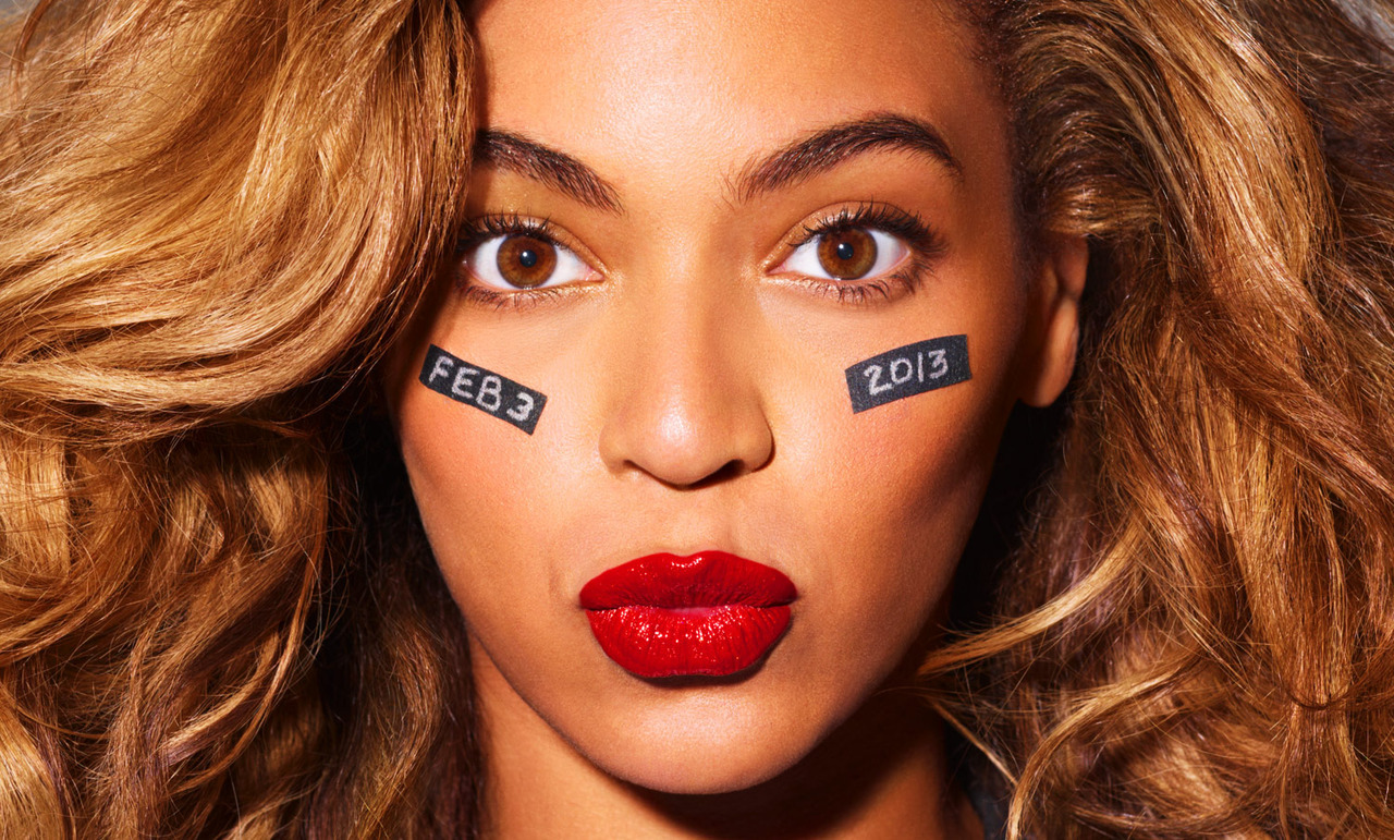 Beyonce Is Locked In To Perform During The Super Bowl Halftime Show.<br /><br /> February 3, 2013.