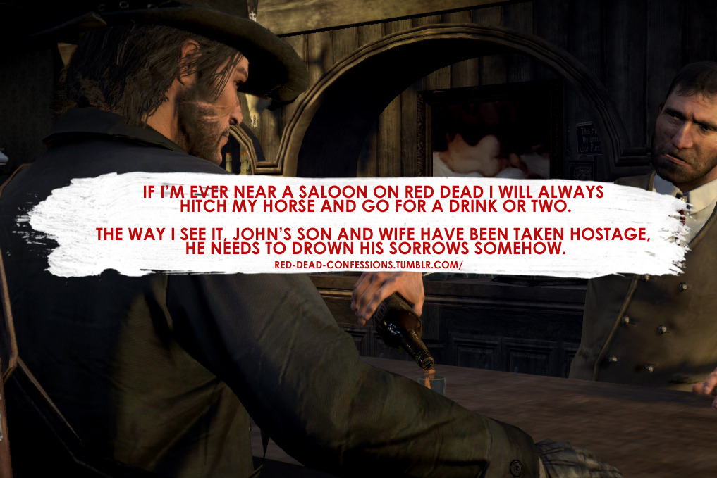 Red Dead Redemption Hostage