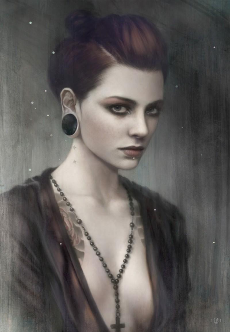 Hera by Tom Bagshaw