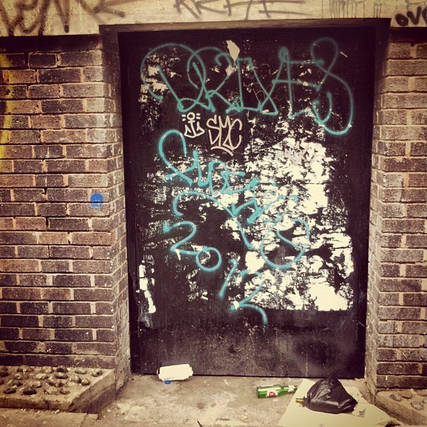 Doors have ears<br />Hear closely, you will hear the whispers of life. Of lives that people who went through these doors, lived. Inside out, outside in. And left their footprints absorbed into the timbers (or is it tin?) of the doors.<br />Story by: Sabah Hadi