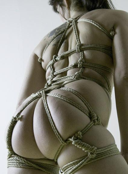 Bondage Beauty...