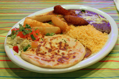 Food of El Salvador