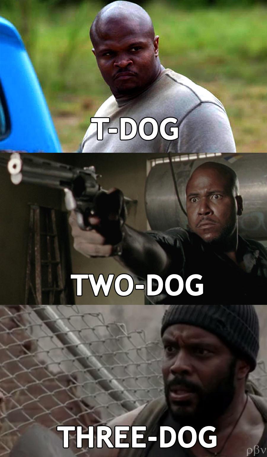 TWD Three-Dog