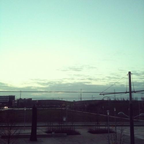 Goodmorning Reims! #llbtour  (at B & B Hotel)